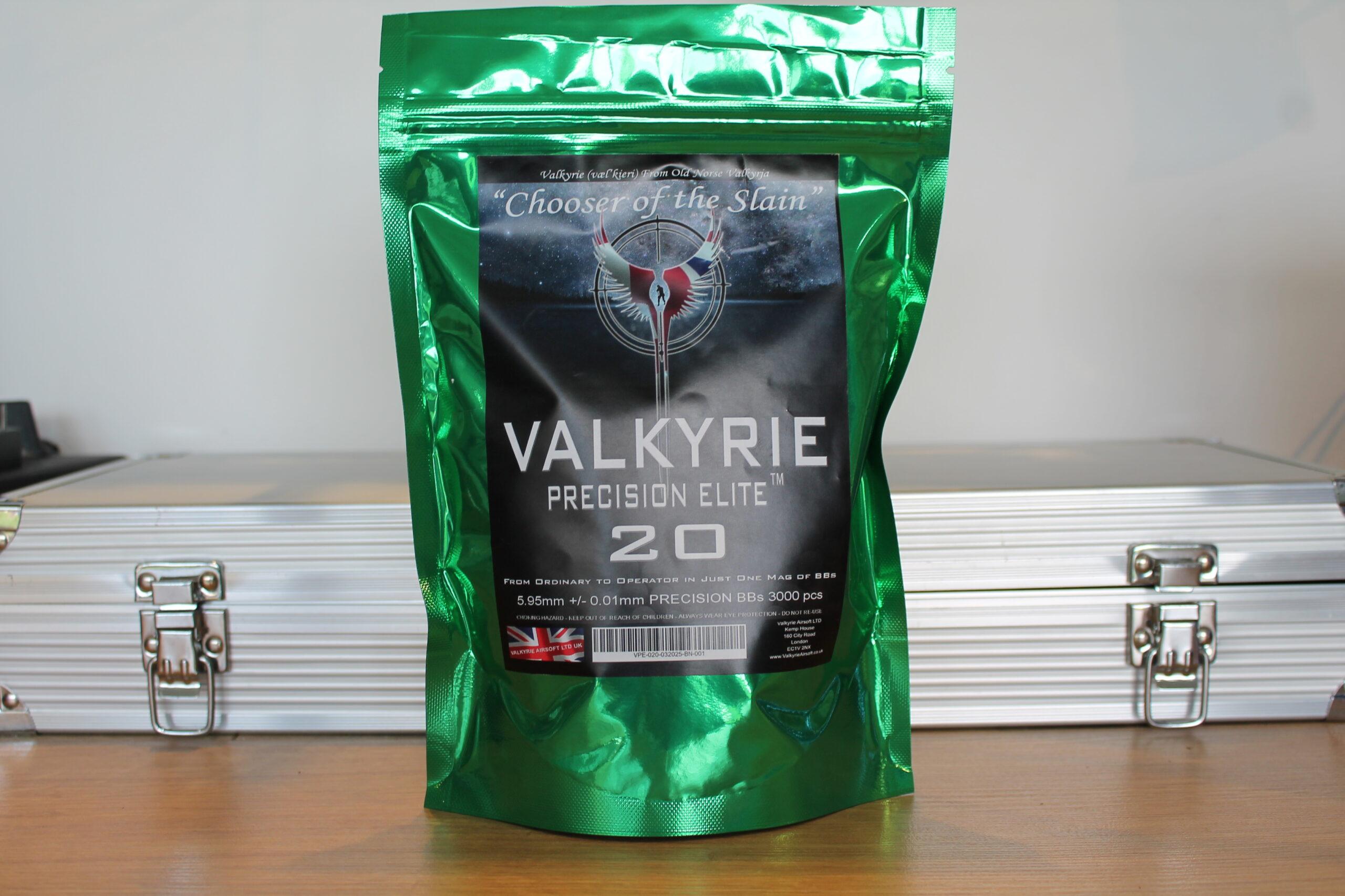 Bulk Buy Valkyrie Precision Elite 20s Premium BBs
