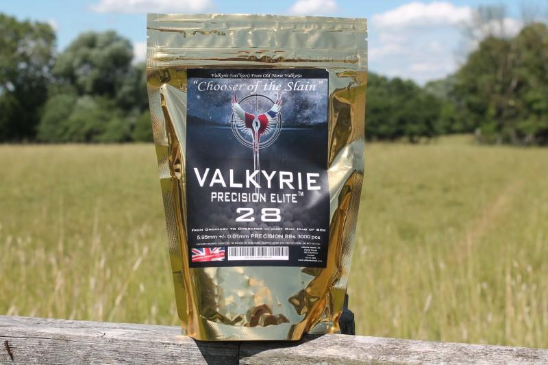 Bulk Buy Valkyrie Precision Elite 28s Premium BBs