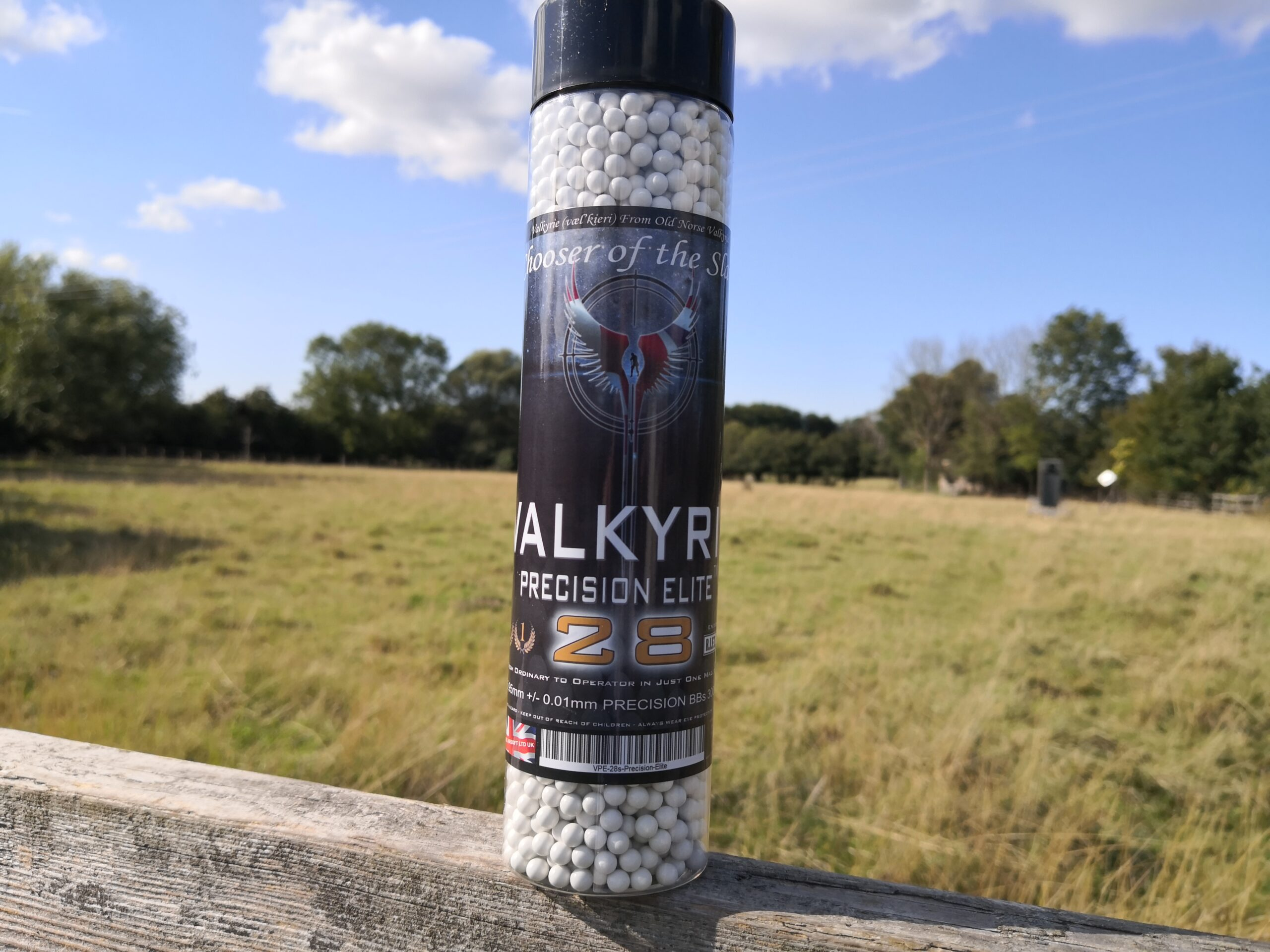 The 28 - Valkyrie Precision Elite Premium BBs - Consistent - Precise - Accurate
